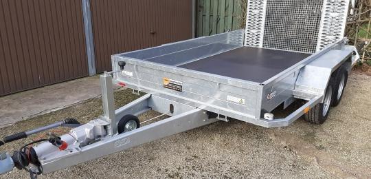 saris magnum transporter
