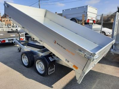 ACHTERWAARTSE KIPPER SARIS 306x170 cm 2700kg