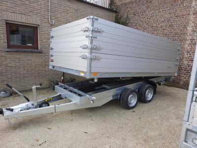 3 ZIJDIGE KIPPER SARIS 2-as 356 x 184cm 3500 kg